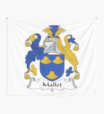 Mallet Wall Tapestry