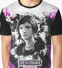 Before the Storm - Butterfly - Life is Strange 1.5 Graphic T-Shirt