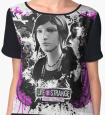 Before the Storm - Butterfly - Life is Strange 1.5 Women's Chiffon Top