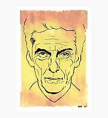 Capaldi! Photographic Print