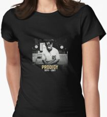 Prodigy Womens Fitted T-Shirt