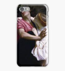Orpheus and Euridice by Frederic Leighton, 1864 iPhone Case/Skin