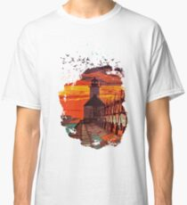 Michigan - St Joseph lighthouse Classic T-Shirt