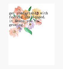 growth Photographic Print
