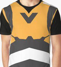 Robot Suit Graphic T-Shirt