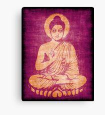BUDDHA-5 Canvas Print