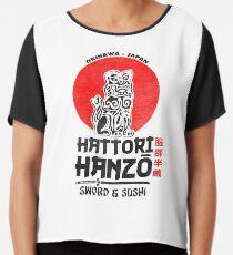Blusa Hattori Hanzo