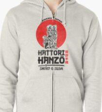 Hattori Hanzo Zipped Hoodie