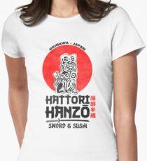 Hattori Hanzo Women's Fitted T-Shirt