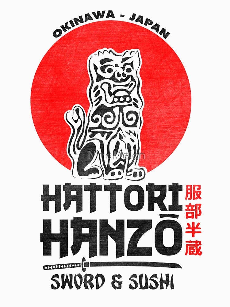 Hattori Hanzo by NinoMelon