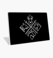 Game of Thrones Houses Laptop Skin