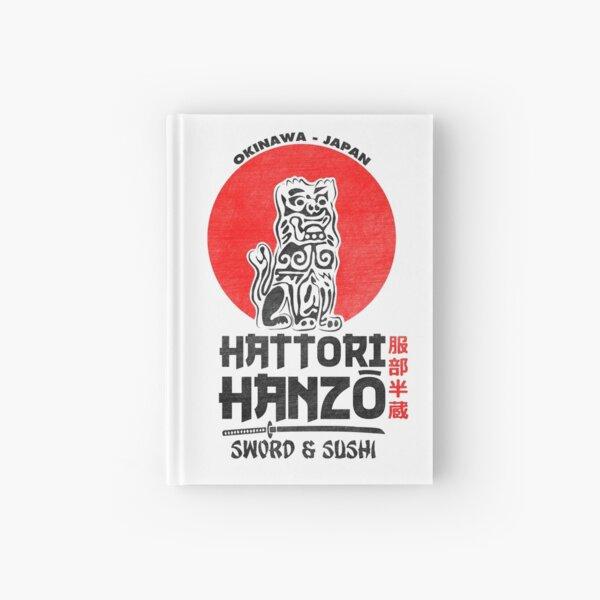 Hattori Hanzo Hardcover Journal