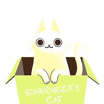 El gato de Schrodinger: ¡VIVO! de LunaBlueMom