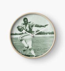George Reed #34 Clock
