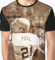 Terry Puhl #21 Graphic T-Shirt