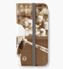 Terry Puhl #21 iPhone Wallet/Case/Skin