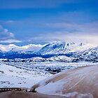 Winter drive into Summit at White Pass by Yukondick