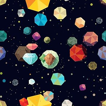 Asteroids by bobbooo