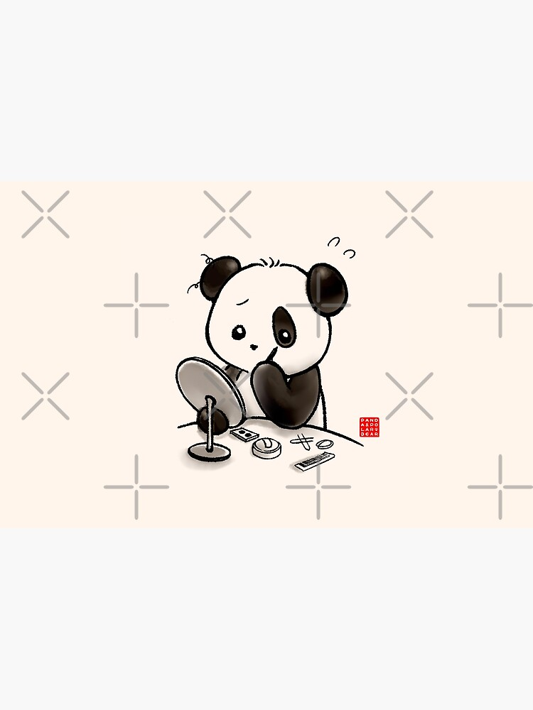 Panda Makeup by PandaNPolarBear