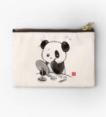Panda Makeup Studio Pouch