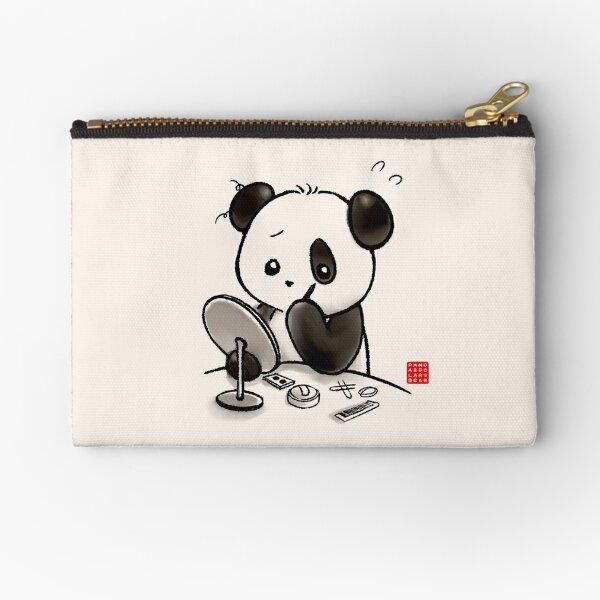 Panda maquillage Pochette