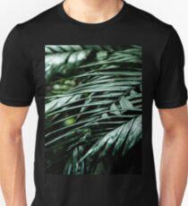 Tropical leaves 03 T-Shirt