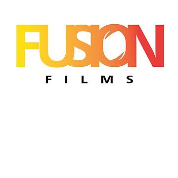 Fusion Films Official Logo (White) by FusionFilms