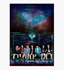 SMILES IN THE GALAXY   BTS CONSTELLATION SERIES Photographic Print