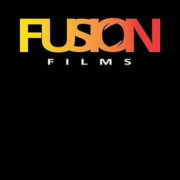 Fusion Films Official Logo (Black) by FusionFilms