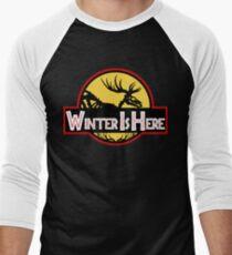 Winter Is Here Jurassic Fury T-Shirt