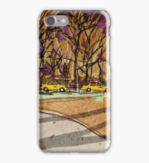 Taxi Taxi iPhone Case/Skin