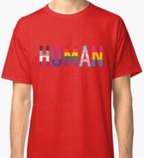 HUMAN Pride Classic T-Shirt