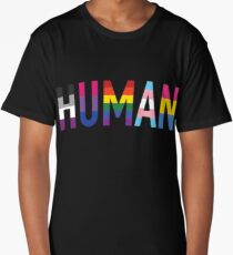 HUMAN Pride Long T-Shirt