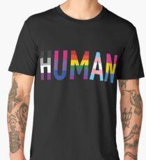 HUMAN Pride Men's Premium T-Shirt