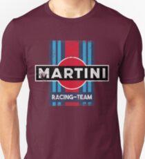 Martini Racing Team Retro Unisex T-Shirt