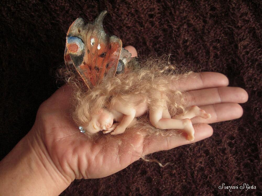 little fairy sweet dream by Suryani Shinta