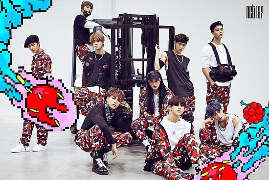 NCT Cherry Bomb by videvta