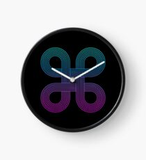 Rad Command Clock