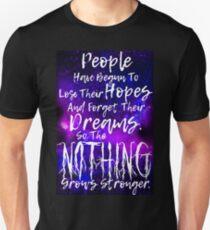 neverending story Print T-Shirt