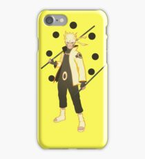 Sage of the six paths iPhone Case/Skin