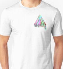 glitched logo T-Shirt