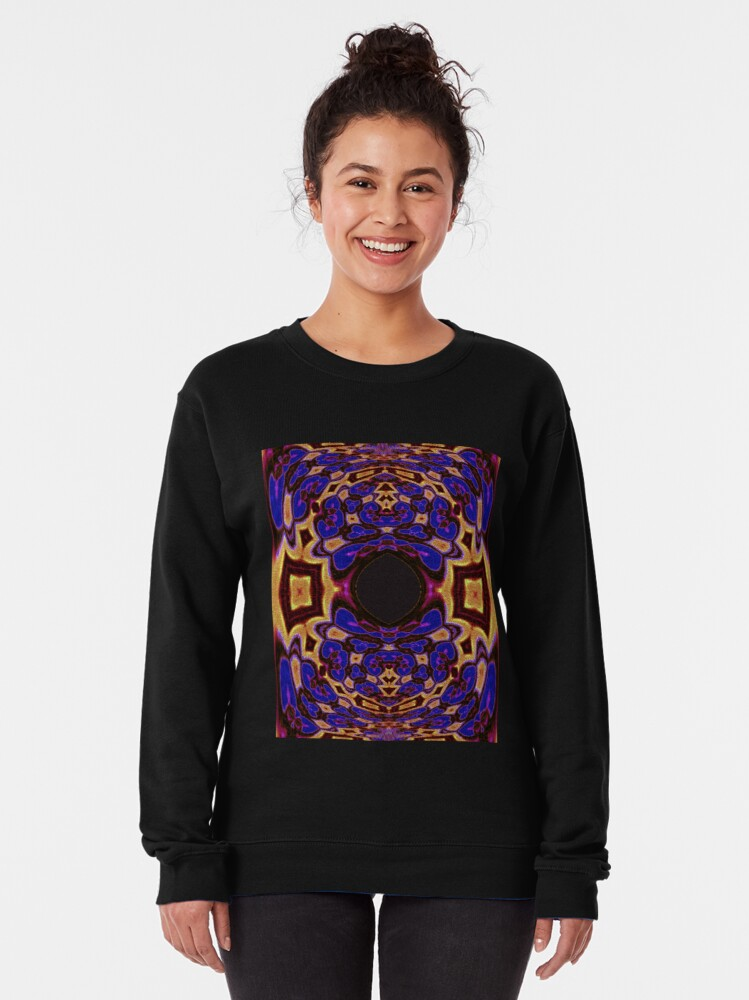 Alternate view of Look Within Pullover Sweatshirt