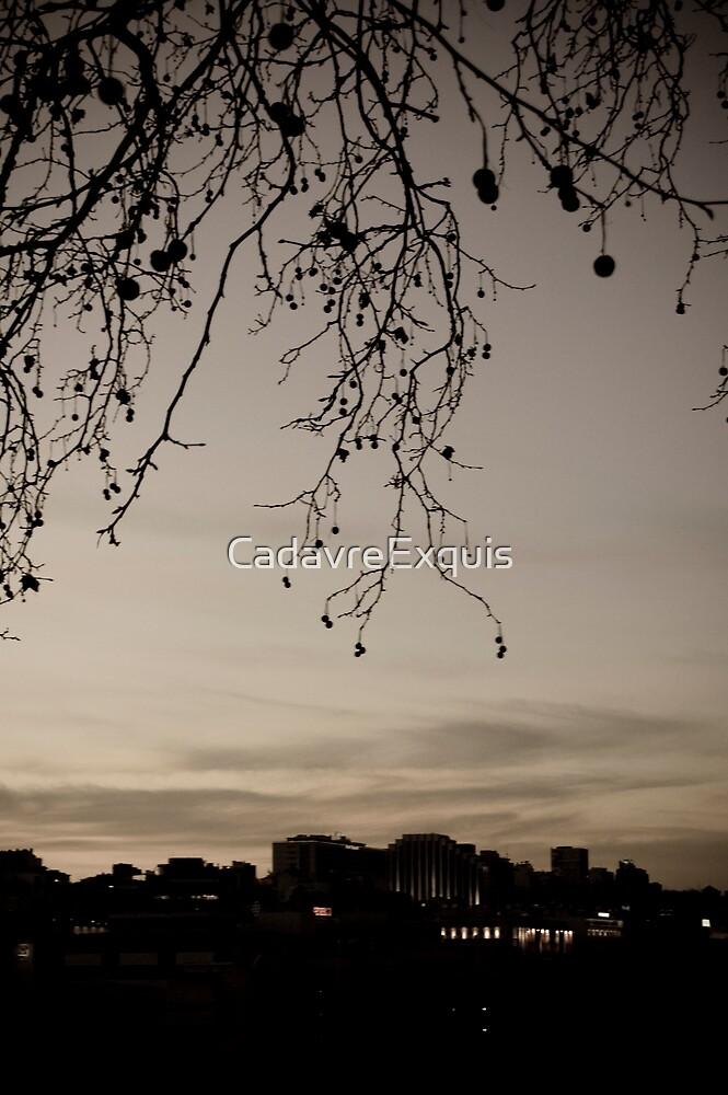 The Watchers by CadavreExquis