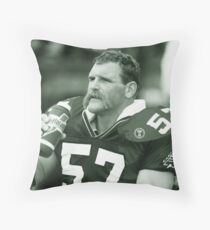 Bob Poley #57 Throw Pillow