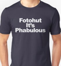 Fotohut Unisex T-Shirt