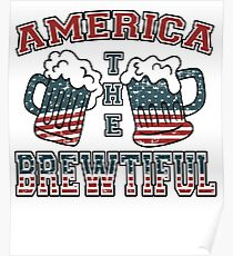 America the Brewtiful Poster