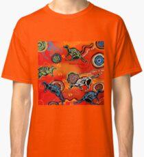 QANTAS DREAMING Classic T-Shirt