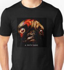 A PUG-INSANE Unisex T-Shirt