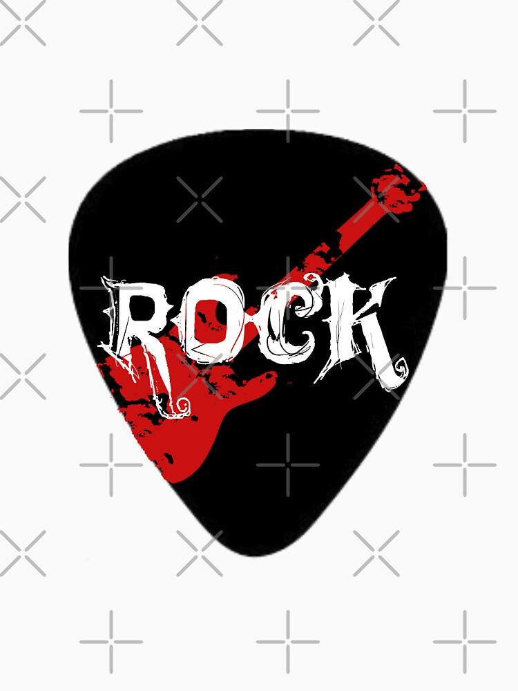 Rock by MishaHead