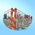 San Francisco by BeccaT-R